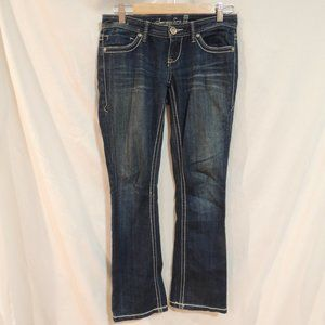 American rag cie Boot cut Jeans size 0 short